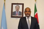 Expelled Somali ambassador arrives in Mogadishu