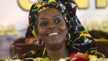 Zimbabwe's first lady returns home despite South Africa assault claim