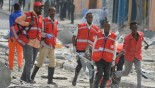 Somalia: Al-Shabab attack at Mogadishu hotel 'kills 15'