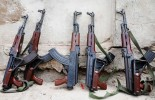 Weapons stolen from training facility in Somalia, sold on open market