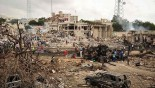 Truck bomb attack kills 300 in Somali capital
