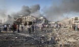 Anger over Mogadishu bomb attack boils over into streets