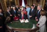Executive orders: What Donald Trump can and can't do with the stroke of a pen