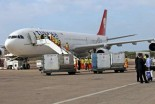 Security checks at Wajir airport for Mogadishu-Nairobi flights to stay
