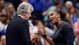 Tennis governing body defends umpire after Serena Williams flap
