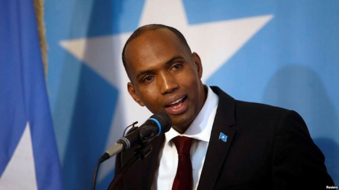 Somali PM appoints new defense minister