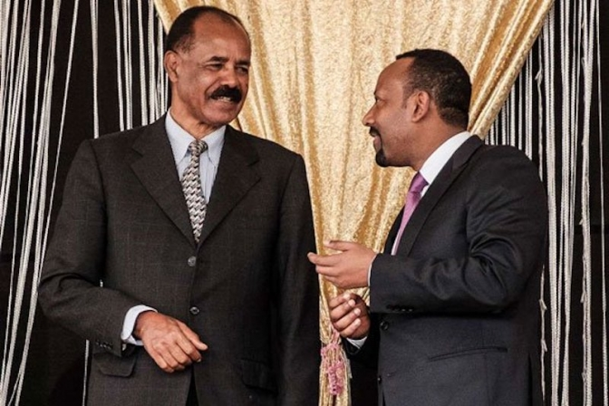 Eritrea, Somalia pet projects that keep Abiy awake