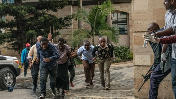 Show of resilience as attacked hotel reopens in Nairobi