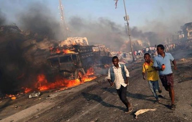 Over 500 killed in #Mogadishu bomb blast