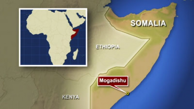Red Cross says staffer dies after car bombing in Somalia