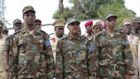Somali Defense Minister, Army Chief Resign