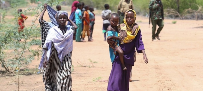 UN envoy tells Somali refugees in Kenya 'things are gradually getting better' back home