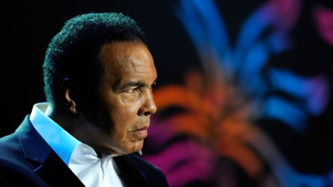 Muhammad Ali: Boxing legend in hospital with respiratory issue