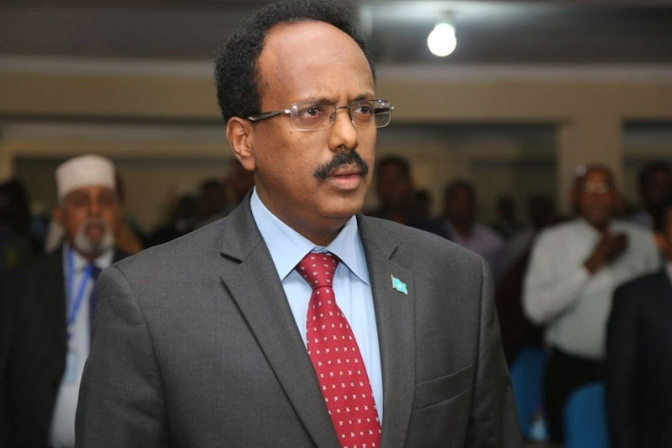 Somali President Mohamed 'ready to fight al-Shabab'