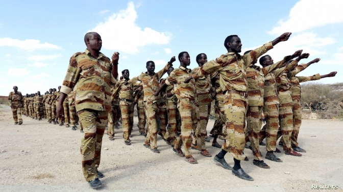 Standout General Picked to Lead Somalia's Al-Shabab Fight