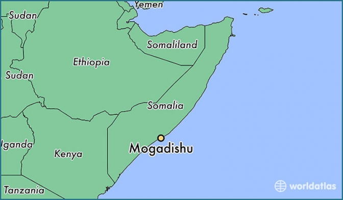 Somalia: Two wounded in landmine explosion in Mogadishu